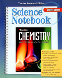 Chemistry: Matter & Change, Science Notebook, Teacher Annotated Edition