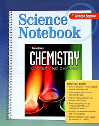 Chemistry: Matter & Change, Science Notebook, Student Edition