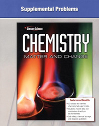 Chemistry: Matter & Change, Supplemental Problems