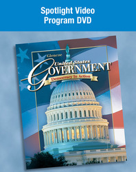 United States Government: Democracy in Action Spotlight Video Program DVD