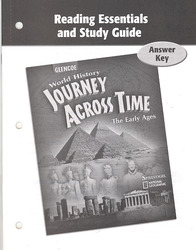 Journey Across Time, Early Ages, Reading Essentials and Study Guide, Answer Key