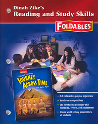 Journey Across Time, Early Ages, Reading and Study Skills Foldables