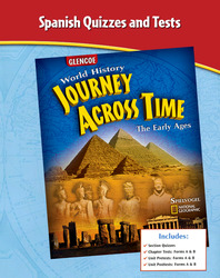 Journey Across Time, Early Ages, Spanish Quizzes and Tests