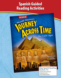 Journey Across Time, Early Ages, Spanish Guided Reading Activities