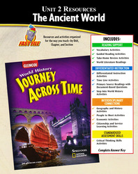 Journey Across Time, Unit Resources 2