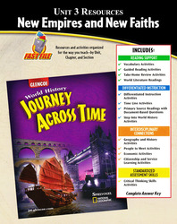 Journey Across Time, Unit Resources 3