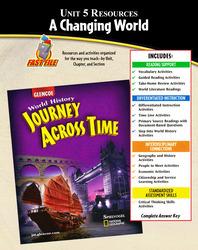 Journey Across Time, Unit Resources 5