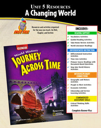 Journey Across Time, Unit Resources 5