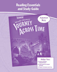 Journey Across Time, Reading Essentials and Study Guide, Answer Key