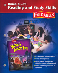 Journey Across Time, Reading and Study Skills Foldables