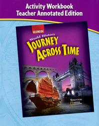 Journey Across Time, Activity Workbook, Teacher Edition