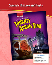Journey Across Time, Spanish Quizzes and Tests