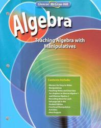 Teaching Algebra with Manipulatives