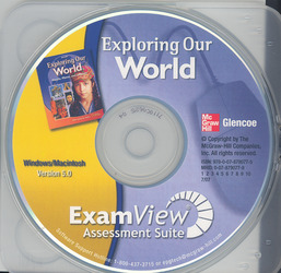 Exploring Our World, ExamView Assessment Suite