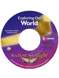 Exploring Our World, Video Program DVD