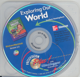 Exploring Our World: Eastern Hemisphere, Presentation Plus! with MindJogger Checkpoint DVD