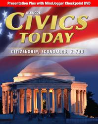 Civics Today: Citizenship, Economics, & You, Presentation Plus with MindJogger Checkpoint DVD