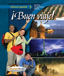 ¡Buen viaje! Level 3, Teacher Wraparound Edition