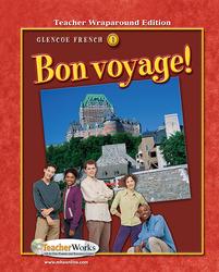 Bon voyage! Level 1, Teacher Wraparound Edition