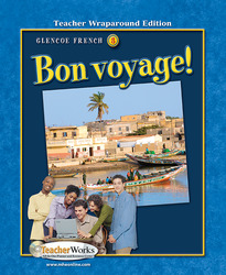 Bon voyage! Level 3, Teacher Wraparound Edition