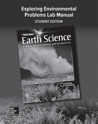 Glencoe Earth Science: Geology, the Environment, and the Universe, Exploring Environmental Problems Laboratory Manual, Student Edition