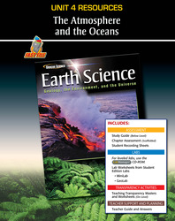 Glencoe Earth Science: Geology, the Environment, and the Universe, Unit 4 Fast Files