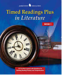Timed Readings Plus Book 8