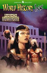 World History Ink Pharaoh Hatshepsut