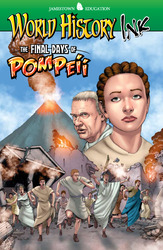 World History Ink: The Final Days of Pompeii