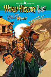 World History Ink The Silk Road