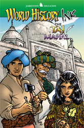 World History Ink The Taj Mahal