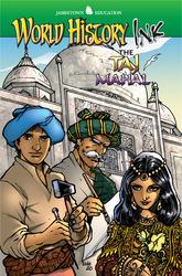World History Ink The Taj Mahal