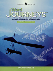 Word Journeys, Early Intermediate ATE