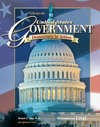 United States Government: Democracy in Action, Online Student Edition, 1-Year Subscription