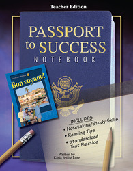 Bon voyage! Level 3, Passport to Success Teacher Edition