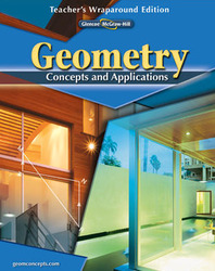 Geometry: Concepts and Applications, Teacher Wraparound Edition