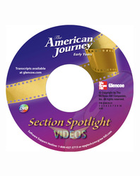 The American Journey, Early Years, The American Journey, Early Years Spotlight Videos DVD