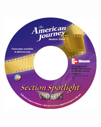 The American Journey, Modern Times, The American Journey Modern Times Spotlight Videos DVD