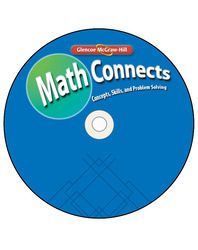 Math Connects: Concepts, Skills, and Problem Solving, Course 2, Interactive Classroom CD-ROM