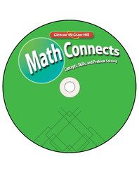 Math Connects: Concepts, Skills, and Problem Solving, Course 3, StudentWorks Plus DVD