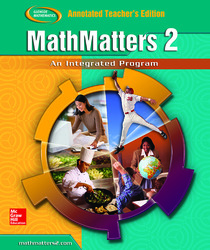 MathMatters 2: An Integrated Approach, Annotated Teacher's Edition'