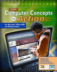 Computer Concepts in Action, Student Edition