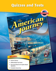 The American Journey, Quizzes and Tests
