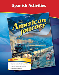 The American Journey, Spanish Activities