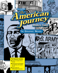 The American Journey, Modern Times, The American Journey Modern Times in Graphic Novel