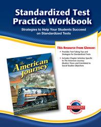 The American Journey, Modern Times, Standardized Test Practice Workbook