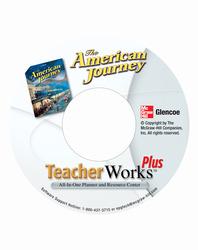 The American Journey, Modern Times, TeacherWorks Plus CD-ROM