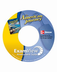 The American Journey, Modern Times, ExamView Assessment Suite, CD-ROM