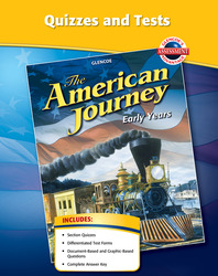 The American Journey, Early Years, Quizzes and Tests
