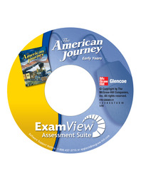 The American Journey, Early Years, ExamView Assessment Suite CD-ROM